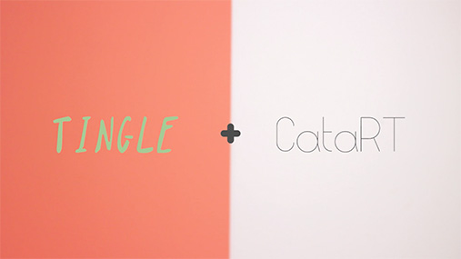 Valentines Treat: Tingle + CataRT